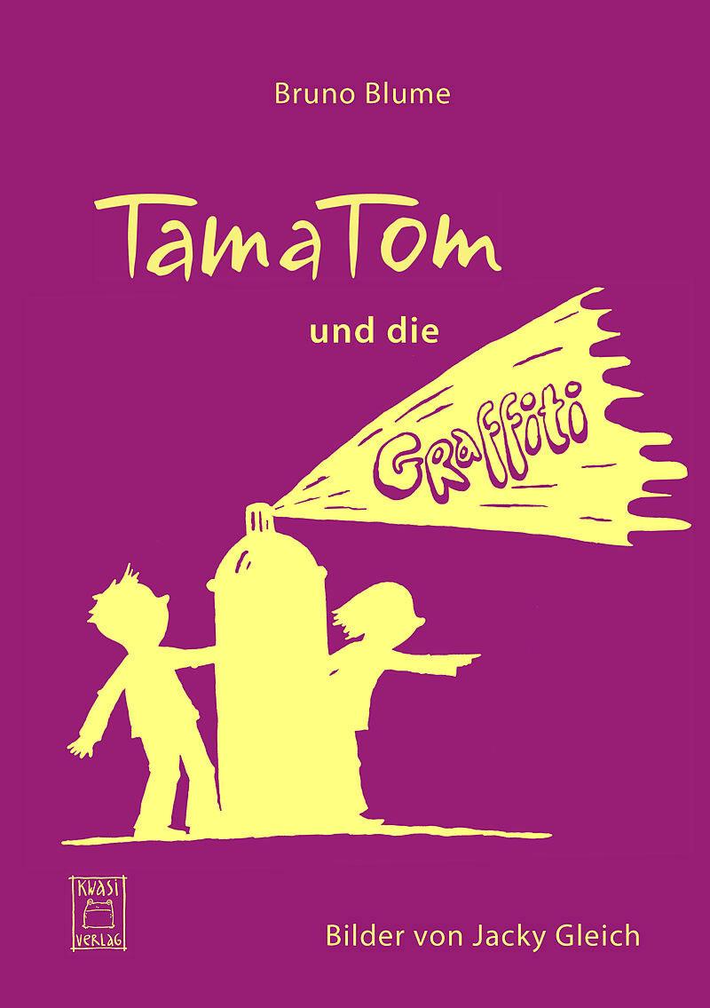 tamatom und die graffiti
